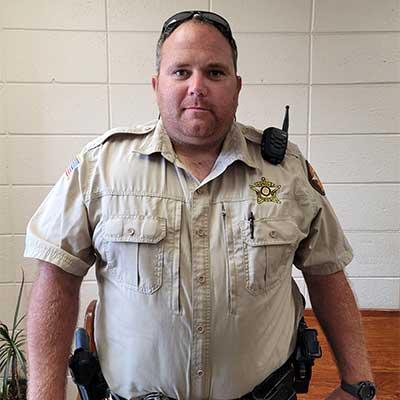 Deputy Chase Phillips