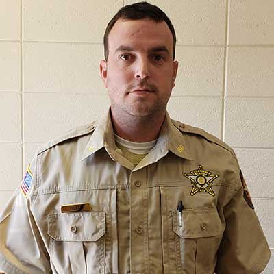 Deputy Riggs