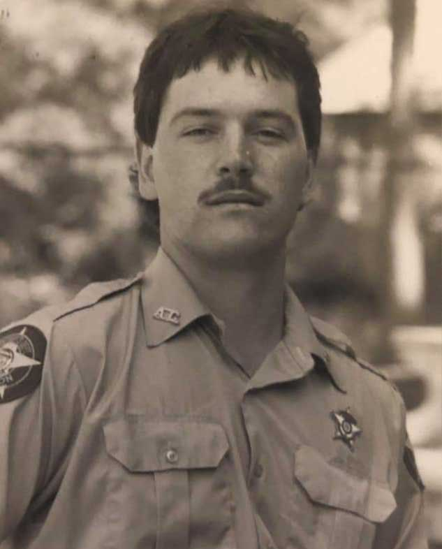 Sheriff Moore in his early years